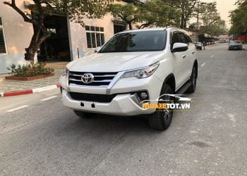 Toyota Fortuner 2.4G 4×2 AT anh 15