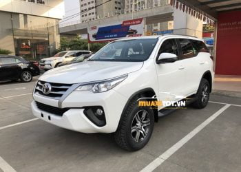 Toyota Fortuner 2.4G 4×2 MT anh 12