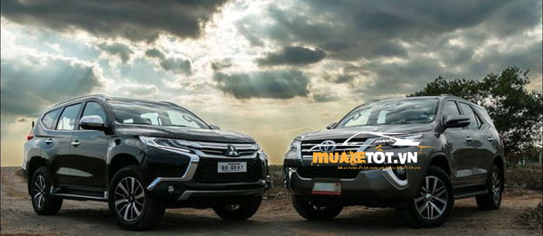 so sanh Fortuner và Pajero Sport anh 1 - So sánh Fortuner và Pajero Sport: phiên bản nào đẳng cấp?