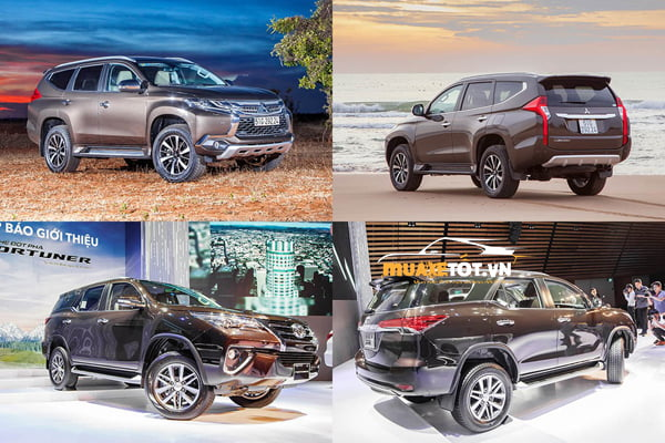 so sanh Fortuner và Pajero Sport anh 11 - So sánh Fortuner và Pajero Sport: phiên bản nào đẳng cấp?