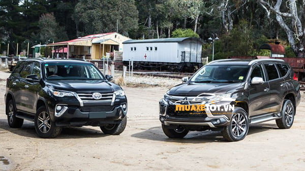 so sanh Fortuner và Pajero Sport anh 7 - So sánh Fortuner và Pajero Sport: phiên bản nào đẳng cấp?