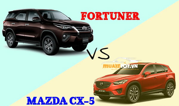 so-sanh-toyota-fortuner-voi-mazda-cx5
