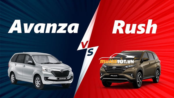 so sanh toyota avanza va rush