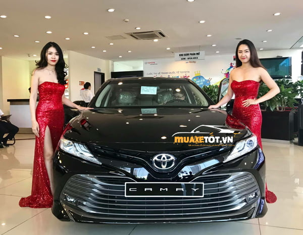 toyota camry 2.5Q anh 14