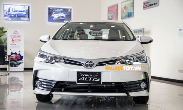 Toyota Corolla Altis 1.8G anh 19