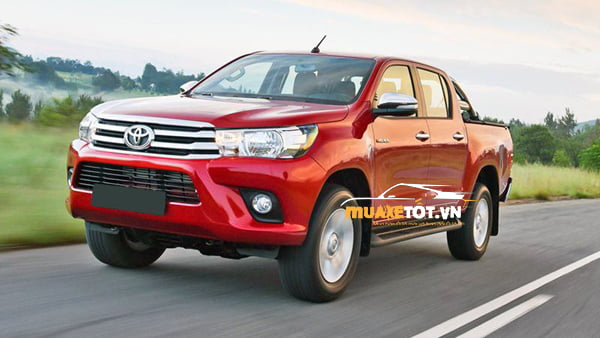 Toyota Hilux 2.4 4x2 MT anh 08