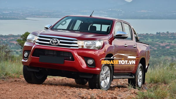 Toyota Hilux 2.4 4x4 MT anh 09