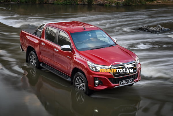 Toyota Hilux 2.8G 4x4 AT anh 06