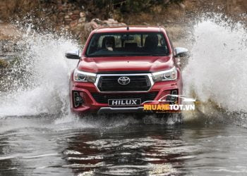 Toyota Hilux 2.8G 4x4 AT anh 09