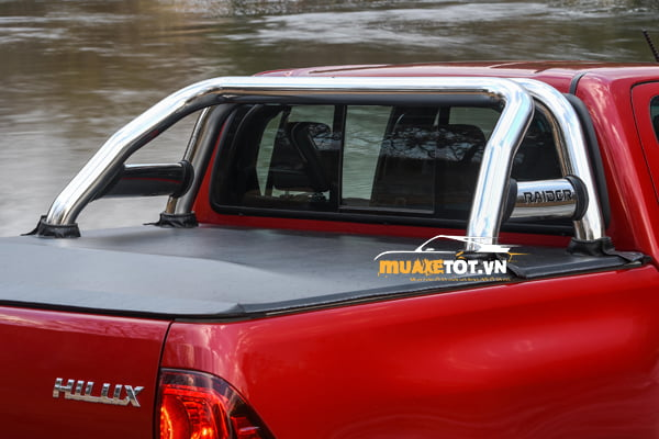 Toyota Hilux 2.8G 4x4 AT anh 13