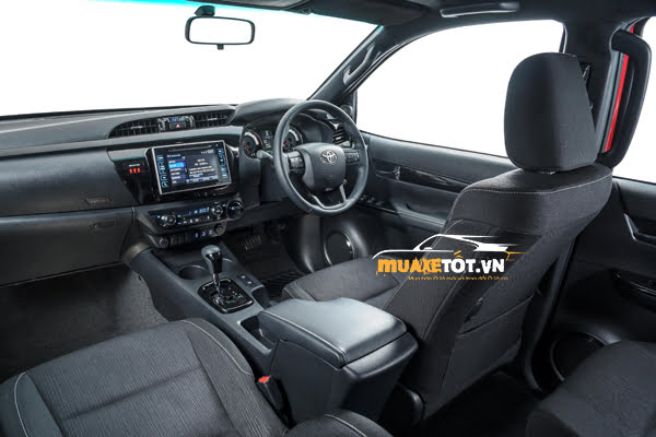 Toyota Hilux 2.8G 4x4 AT anh 14
