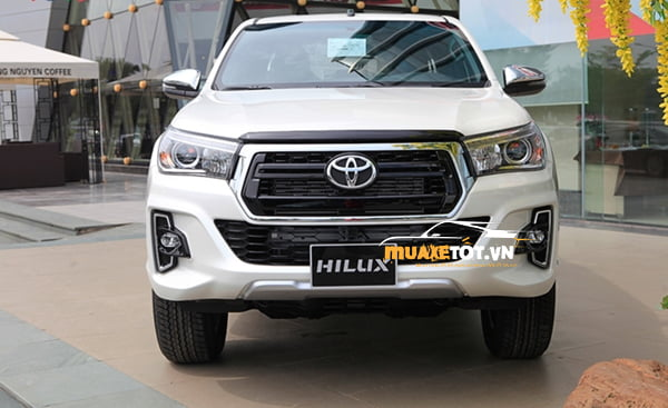 Toyota Hilux 2.8G 4x4 AT anh 22